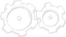 Gears icon web development